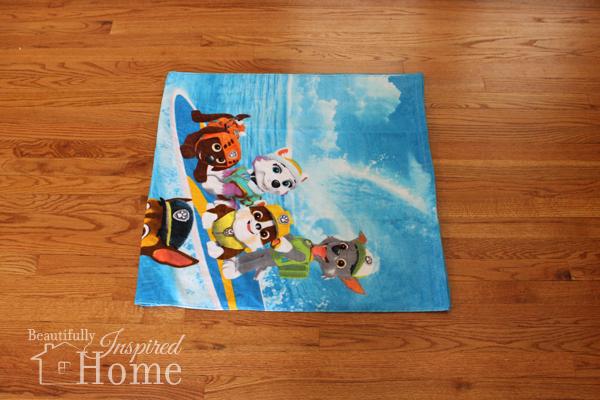 Fold Towel